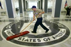 An attempt to clean up the CIA in the wake of the name disclosure.